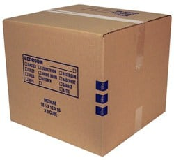 Medium Size Moving Box 18x18x16 New
