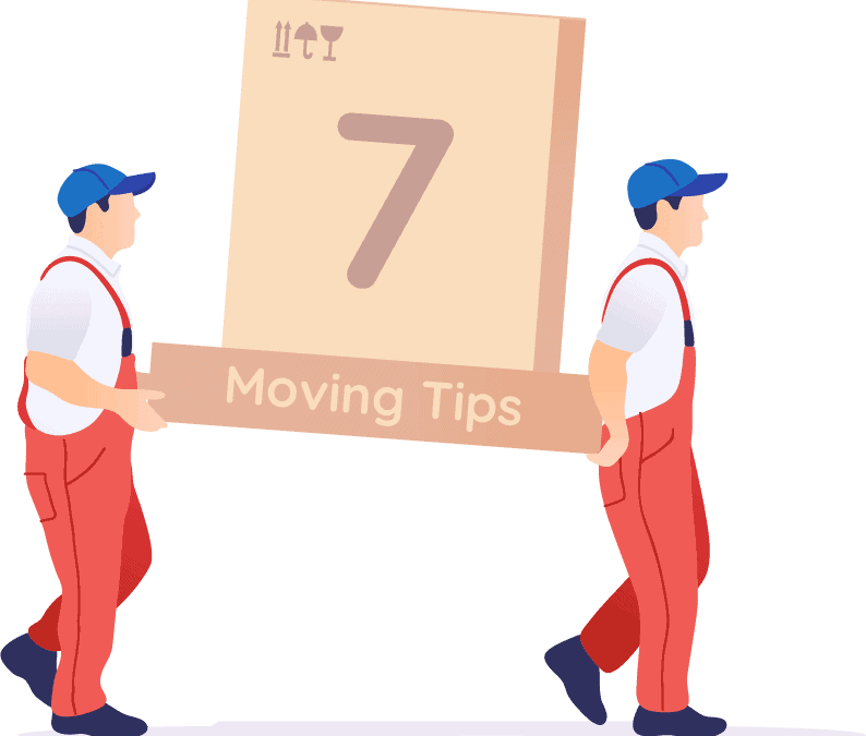 7 cost saving moving tips