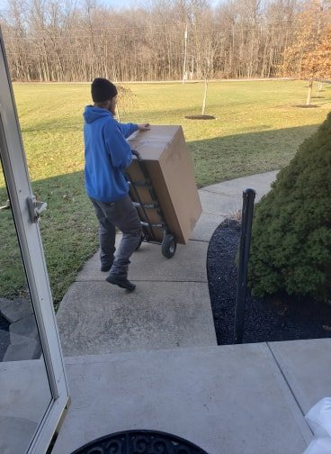 What will it cost to have a moving company pack my house?