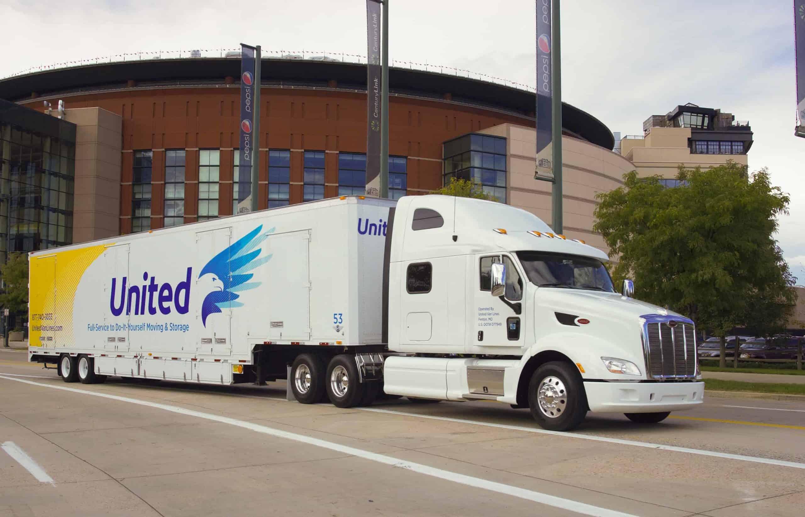 Dearman Moving Truck