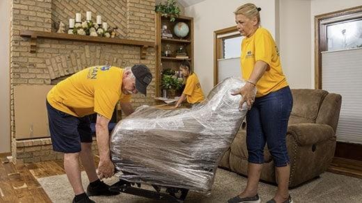 moving companies Columbus, Ohio
